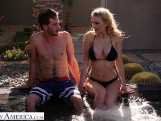 Dirty Wives Club - Kenzie Taylor the new neighbor Memorial day style