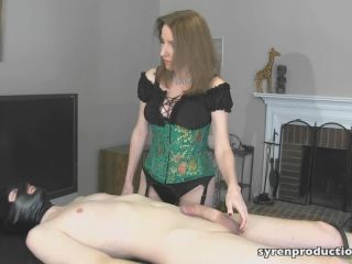 Orgasm Edging Control - Syren Productions