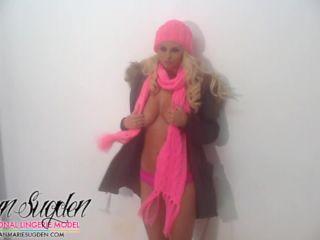 2012 Rhian Sugden - Bonfire Night Nakedness - Rhian Sugden