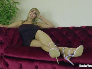 Natalya Vega Videos — Foot Cuck Position