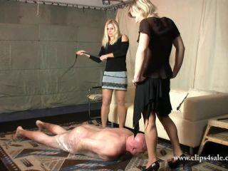 Porn online Elegant femdom – c269 cruel double whipping. Starring Mistress Zita and Lady Bianca femdom
