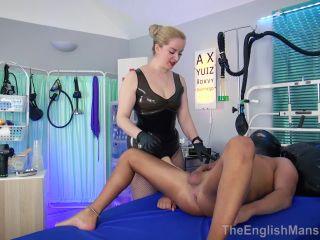 Mistress Sandra - Anal Clinic - Part 1 [FullHD 1080P] - Screenshot 1