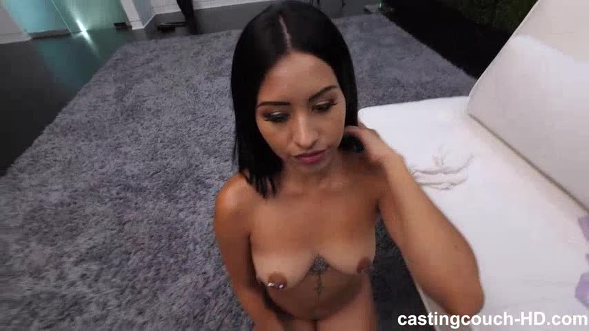 Latina Casting Couch Anal