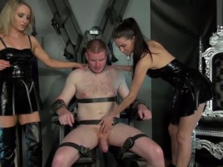 KinkyMistresses – Mistress Susi, Mistress Courtney – Susis And Courtneys Slave