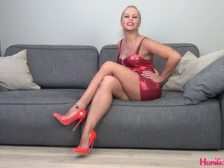 humiliation pov leg goddess: you get off by betraying your wife online
