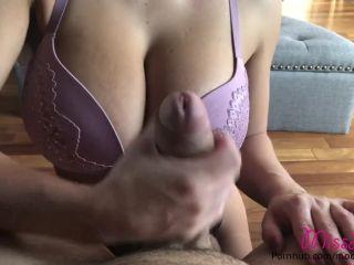 Misslexa - School Teacher Gets a Load Of Cum In Her Bra  - big tits - amateur porn amateur sex video movie