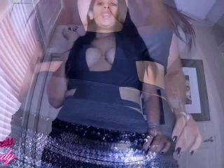 princess mindy  enslaved to my bouncy breasts  princess mindy
