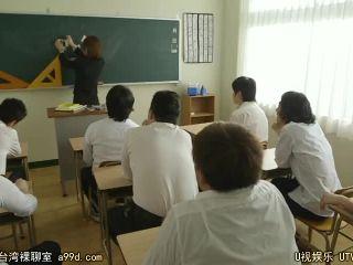 Kimijima Mio - Big Tits Female Teacher Pupils Take Over The Class 48 ...