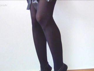 Mydirtyhobby presents LauraParadise aka Laura Paradise in    Teeny in Black
