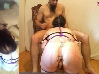bondage - ManyVids presents Evil Kitties – Be Rough With Me Until I Cum Hard 1080p