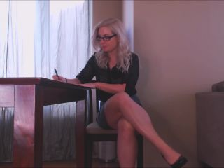 Missbehavin26 - 3 Days of Bullying Ur Teacher Blackmail