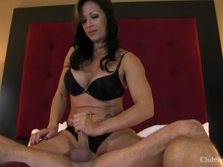 Club Stiletto Femdom - Would You Like To Cum All Over My Panties? [FullHD 1080P] - Screenshot 6