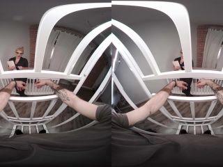 virtual reality - VRBangers presents Atomic Blonde – Katy Jayne