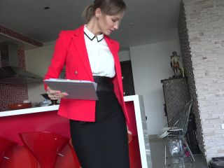 479 Bared and Embarrassed Business Woman 2160p
