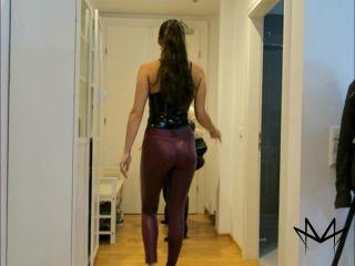 MissMortelle - Femdom Goddess humiliates [FullHD 1080P] - Screenshot 1