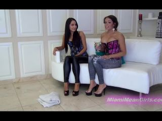 MiamiMeanGirls presents Princess Bella & Princess Carmela in You Asked For It