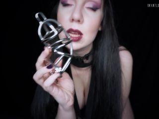 Goddess Isabel — Chastity Tease