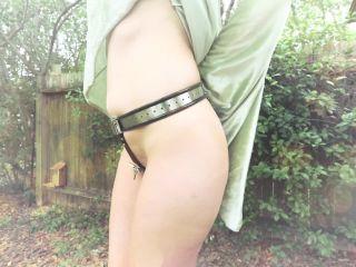 American teen elven cosplay – penetration huge dildo deep anal