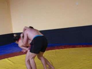 Mixed Wrestling Zone – Jaki – Dominant Rugby Player
