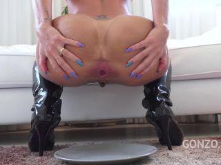 LegalPorno presents Hot brazilian slut Liandra Andrade double anal fucked BZ010 —