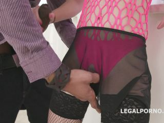 LegalPorno presents Balls Deep with Sara Bell First time BBC No Pussy, Balls Deep Anal, Destroyed Asshole Creampie GIO865 – 20.11.2018