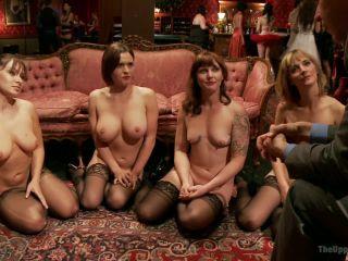 Kink.com- Krissy Lynn_s Big Round Ass Fucked and Gives Newbie Slut Porno Lessons-- Mickey Mod, Krissy Lynn, Lea Lexis, Owen Gray, Mona Wales, Sahara Rain