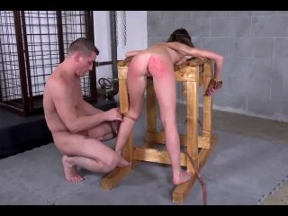 Teen fuck toy bdsm anal domination