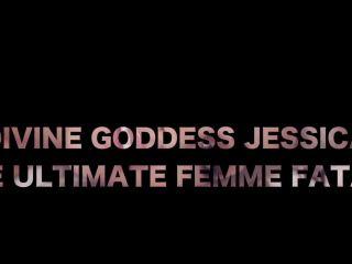 Goddess Jessica – Leg Loser