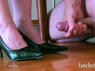 Chronicles of Mlle Fanchette – Cadrages intimes IV – Sperme et talons bas – [HD-1080p – Mp4]