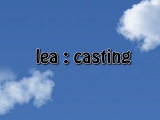 Lea - Casting French