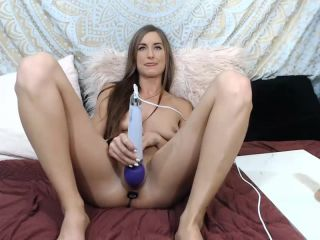 Fit American Girl Cam Show HD CB 01 Oct 18