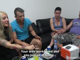 Czech Wife Swap - CZECH WIFE SWAP 8/4 (Fight)