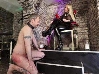 Calea Toxic – At Goddess Feet (1080 HD)