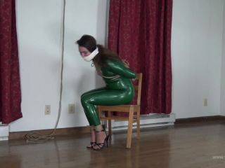 Belle Davis -Taken and Kept in a Latex Catsuit