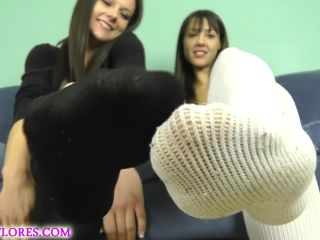 Mandy Flores – At Ceara Lynch And Mandy's Feet – Fetish, JOI, foot fetish anal on masturbation
