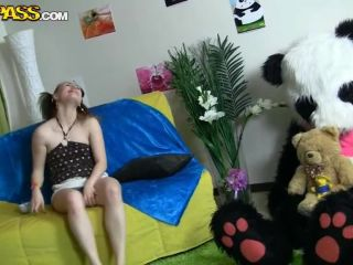 Sex With A Plush Panda - Video 03