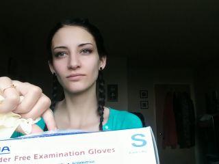 Petite x Kitten – Glove Asmr Triggers