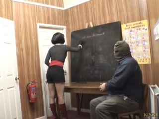 KinkyKicks – Jonny Smith, Miss Kat – Detention
