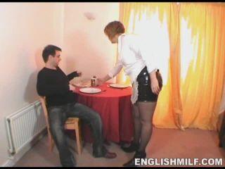 English Milf With Big Butt - Full English