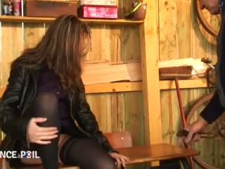Lafranceapoil_com - French farmer asks neighbor's daughter to get fisted by his Son