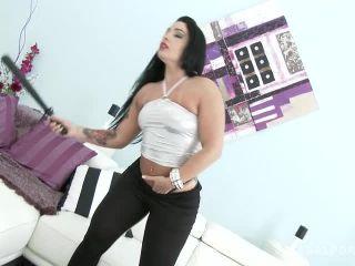 Big butt latina slut Monica Santiago assfucked by four men & double pration SZ1482 / 23.10.2018