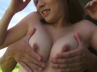 Japanese public sex ends up with a creampie Noa Koizumi