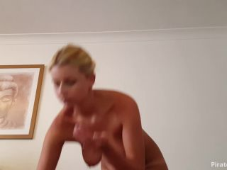 ManyVids Webcams Video presents Girl Isla_White in POV Strip Suck Ride Squirt and Swallow