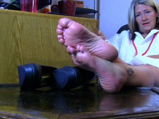 Mistress xtc foot dr