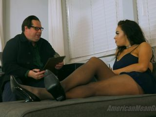 AmericanMeanGirls – Unwanted Sexual Advances