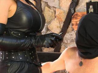 bdsm hard sex bdsm porn | SadoLadiesFemdomClips: Mistress Ezada - Hooded Torture | sadism