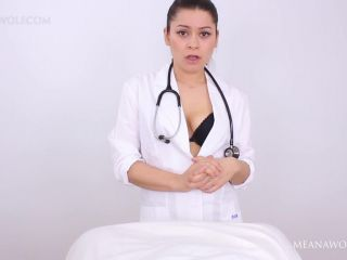 Emergency Cock Milking – Meana Wolf