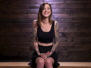 Sexy Alt Girl Rocky Emerson Has Nonstop Orgasms From Fucking Machines
