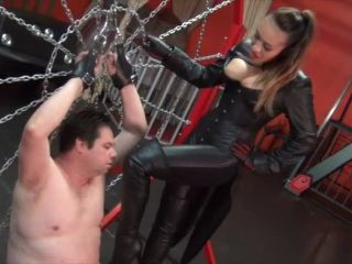 Fetish – Cybill Troy FemDom Anti-Sex League – Starving for Leather Boots Starring Mistress Kai