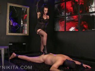 mistress nikita  heel cushion  mistress nikita